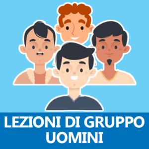 Lezioni di Gruppo Uomini